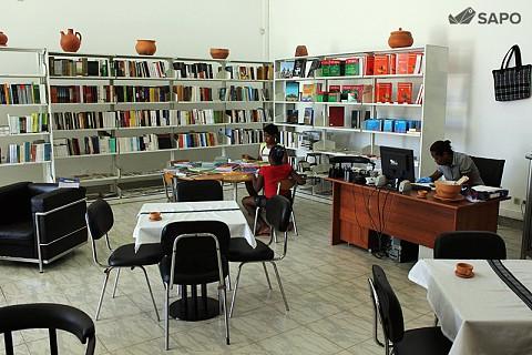 Bibliocafé da Biblioteca Nacional