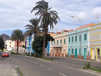 Rua d'Praia - São Vicente