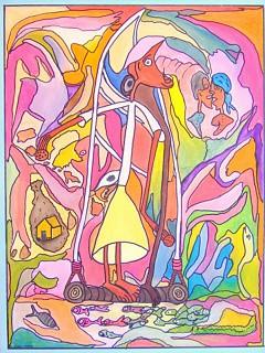 A arte dos Rabelados