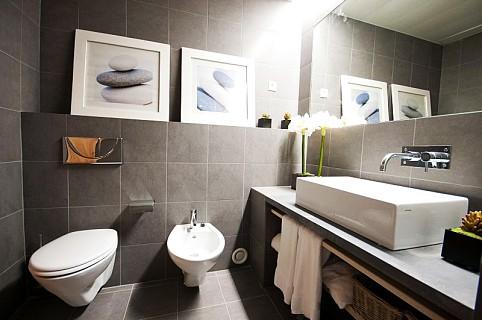 WC de um Quarto Standard | Salinas Sea