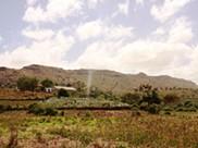 Paisagens do Interior da Ilha de Santiago