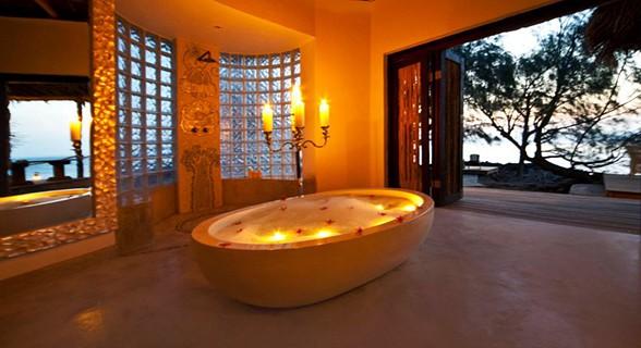 Interior da casa de banho