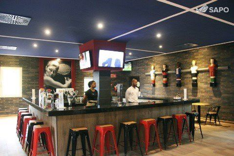 ClubHotel Riu Funana: Sports bar