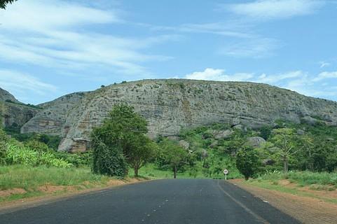 Província de Malange. Fotos: Alberto Afonso Nov. 09
