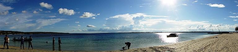 Praia de Fernão Veloso