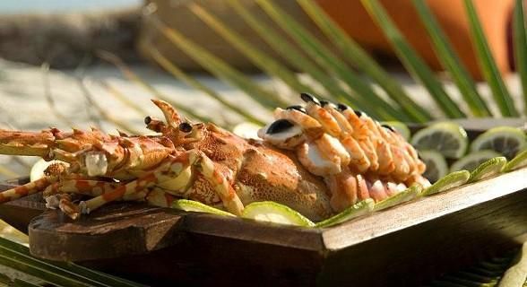 Crayfish lunch