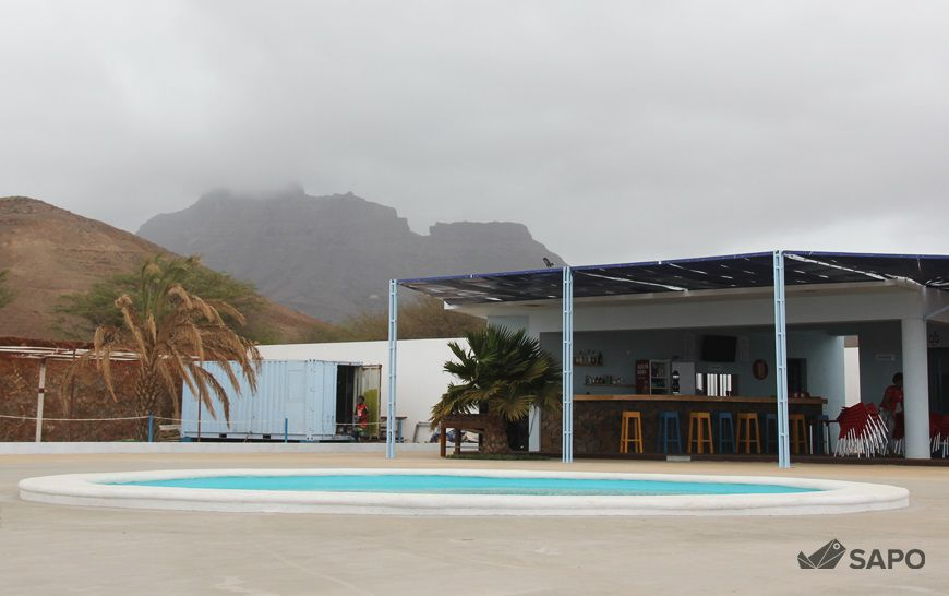 Parque Aquático - Aqua Fun