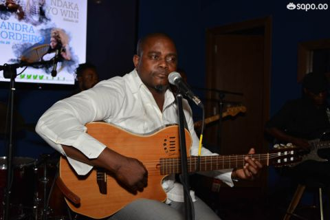 Gabriel Tchiema cantou e encantou