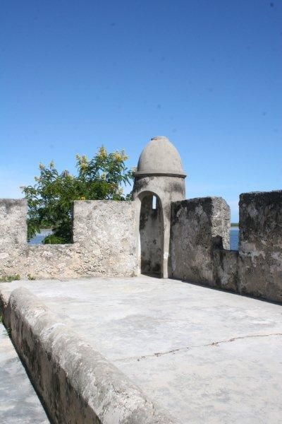 Fortim de São José serviu de cadeia civil