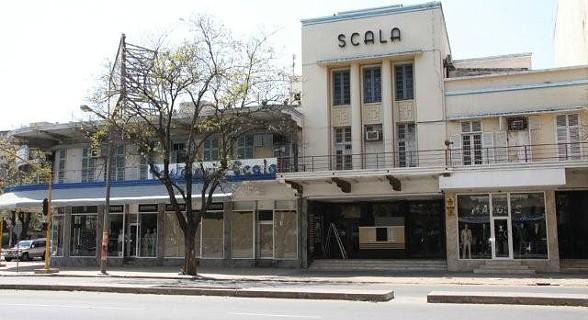 Cinema Scala, Av. 25 de Setembro.