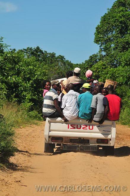 Imagens de Moçambique