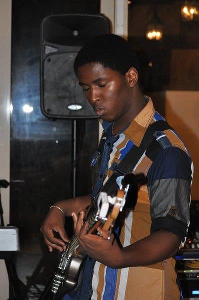 Jazz Aquarius Bar