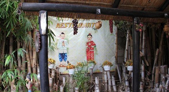 Imagem que fazem lembrar a Tailândia