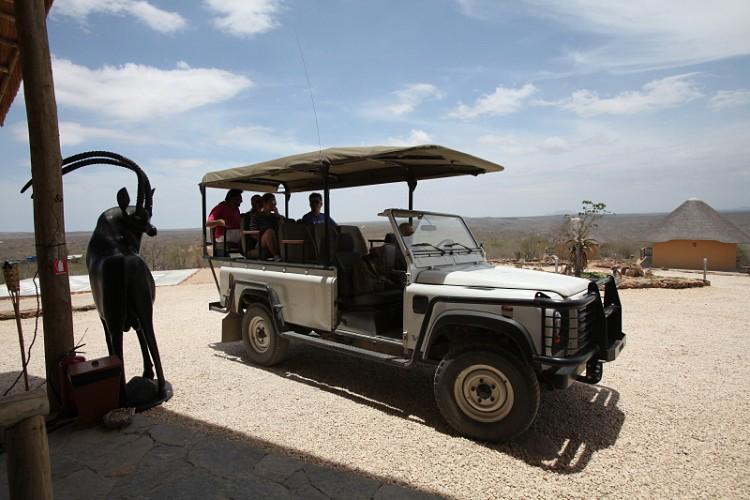 Safari Lodge Kapembawé