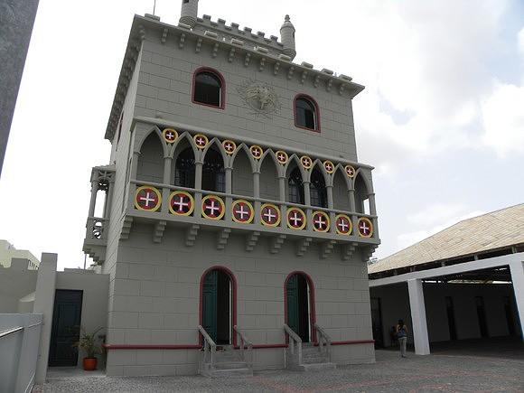 Réplica da Torre de Belém