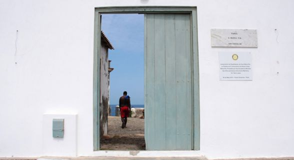 O D.Maria Pia foi inaugurado a 13 de Junho de 1881 sendo o primeiro a ser construído no arquipélago de Cabo Verde