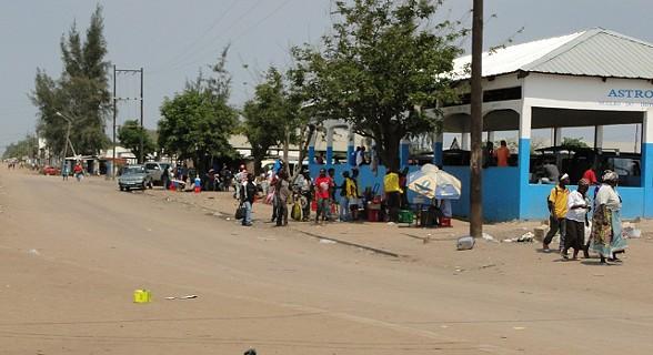 Chokwé - Turismo no país real