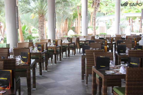 "Riu Palace Cabo Verde: Restaurante ""Steakhouse"