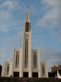 Catedral Nossa Senhora da Conceição - Maputo
