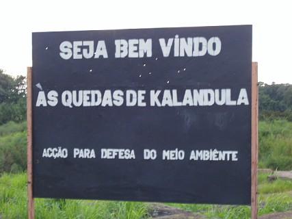 Quedas de Kalandula