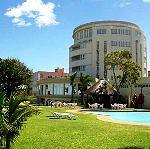 Piscina do Hotel Girassol.