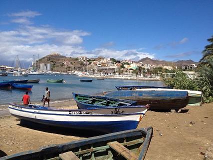 Baía d'Mindelo - São Vicente