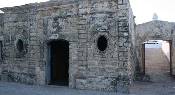 Capela da fortaleza