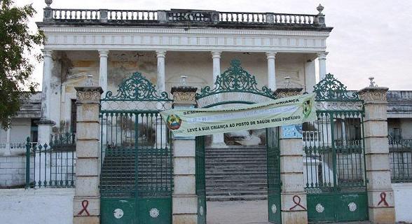 Antigo Hospital de S. João de Deus