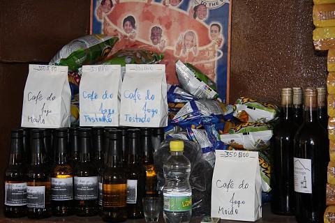 Casa Ramiro, loja de produtos regionais em Chã das Caldeiras