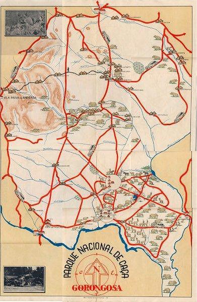 Mapa de 1952