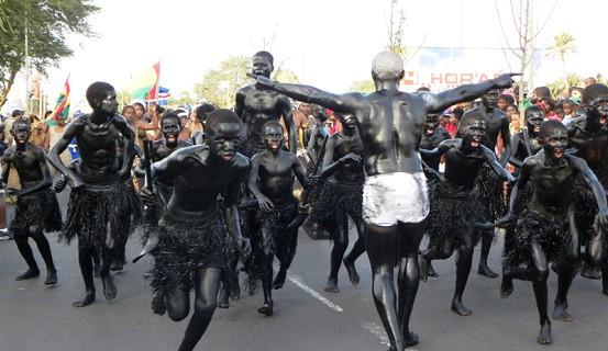 Carnaval da Praia - Mandingas