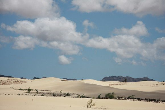 Deserto do Viana, Boavista