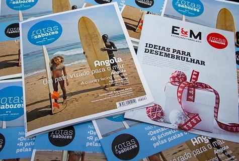 Pré-lançamento Rotas & Sabores Dezembro/Jane
