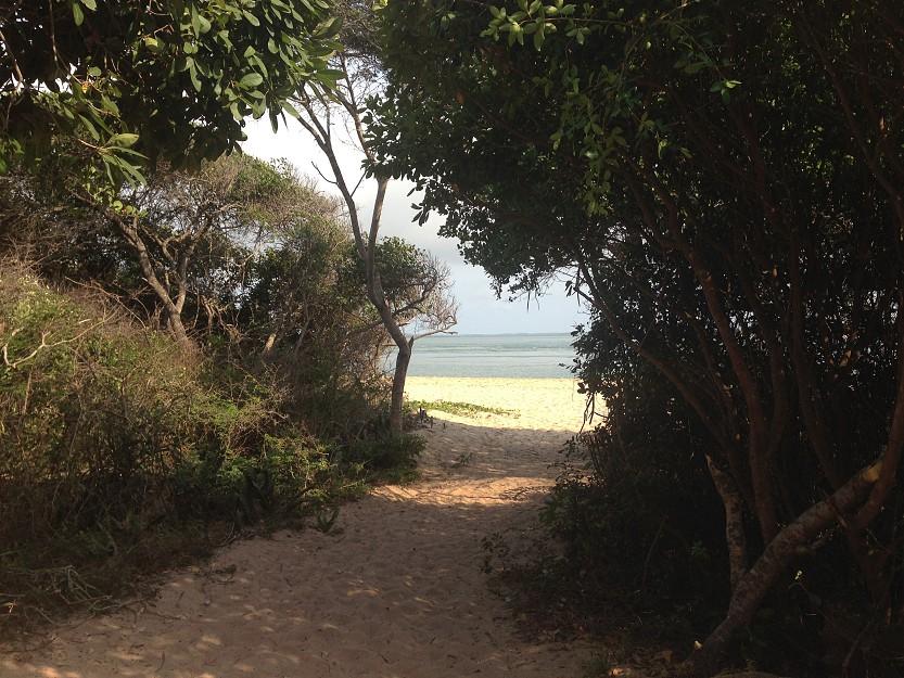 Ponta de Santa Maria - Maputo