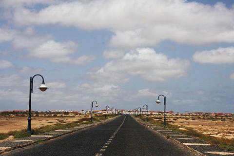 Estrada Santa Maria / Ponta Preta