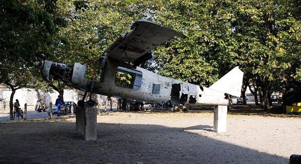 Aviãozinho na Beira.