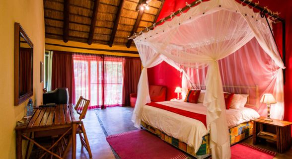 Pestana Inhaca Lodge