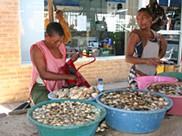 Mercado do Peixe em Maputo