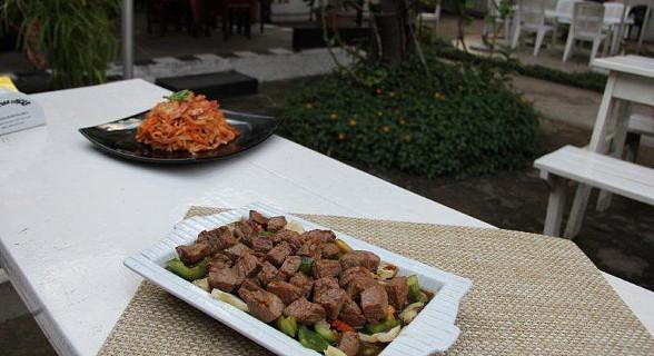 Beef Grelhado em Molho Tennyaki