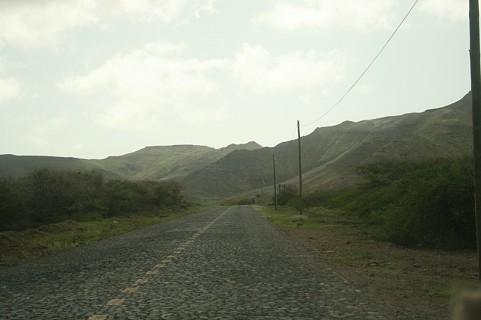 Percurso Baía das Gatas - Monte Verdeg
