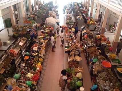 Mercado Municipal - São Vicente