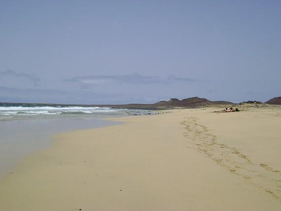 Praia de Salamansa