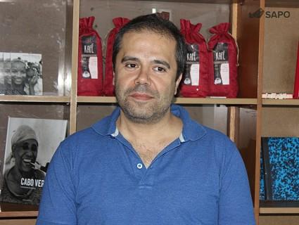 Carlos Lopes, director da loja