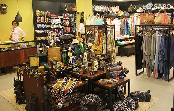 Riu Palace Cabo Verde: Loja de souvenir