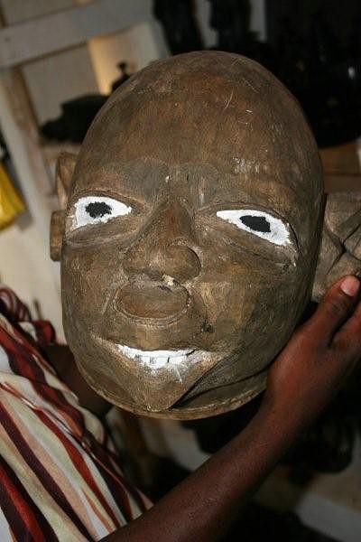 Máscara do mapiko