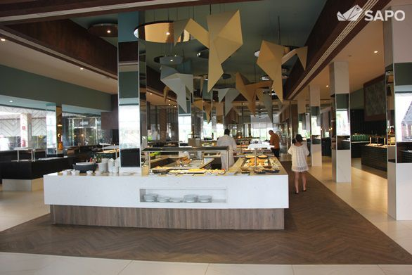 "Riu Palace Cabo Verde: Restaurante ""Promenade"""