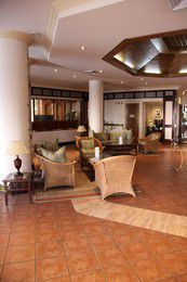 Maputo. Foto Hotel Cardoso