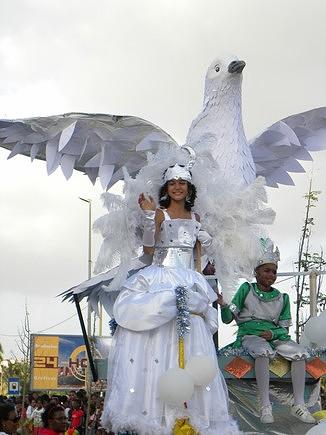 Carnaval na Praia