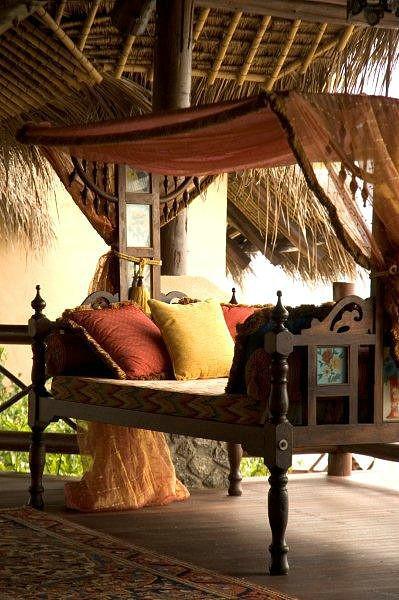 Zanzibar bed