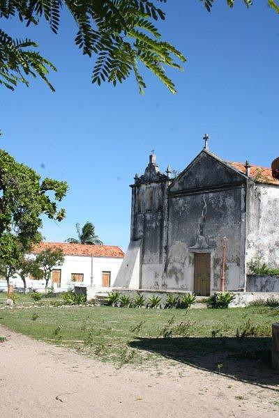 Igreja de São Baptista. Construção do século X